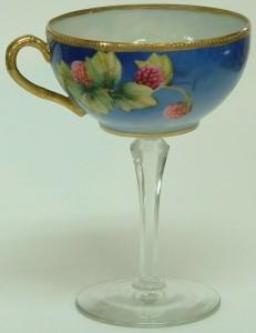 raspberry wine cup